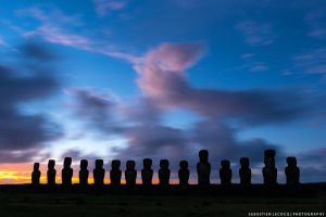 Easter Island by lux69aeterna