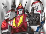 Star Saber by rattrap587