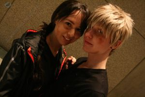 Katniss and Peeta: Remember We're Madly in Love by VandorWolf