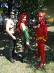 DC group - Comix Adventures 2015 by Groucho91