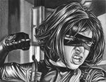 Hit-Girl:Good Read-Awful Movie by JJRRS