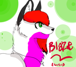 Blaze by wolf-of-hearts