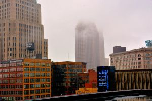 foggy wednesday afternoon by TomKilbane