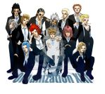 ORGANIZATION xiii by Alicechan