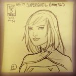 333_53 Supergirl by TRDLcomics