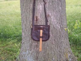 Hunting bag with axe 2 by longhunter