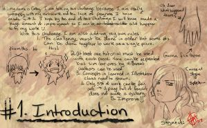 1. Introduction by CathyStephens
