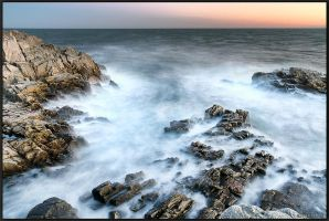 Breaking waves.. by Exparte-se