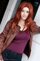:DrWho: Miss Pond by AlouetteCosplay