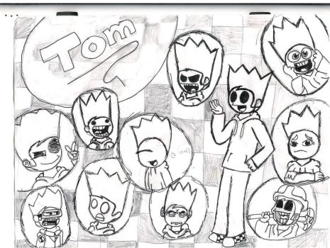 For Tom by Crazysis64