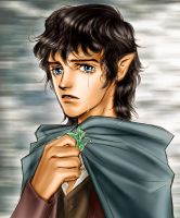 Frodo by idolwild