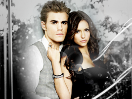 Its a Gray World - Stelena by Dark-Palace