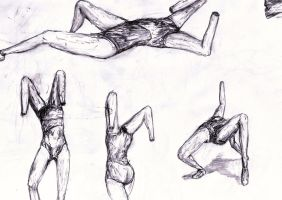 107 - mannequin study by Dalicris