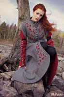 Medieval clothing by Wulfsdottir