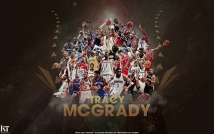 Tracy McGrady Wallpaper by Kevin-tmac