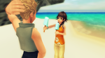 Hayner x Olette by 0611patty2