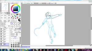 WIP - Rise of the Guardians - Jack Frost by JackFrostOverland