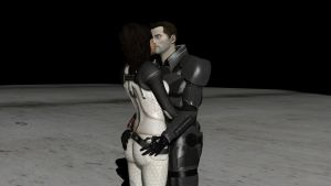 Shepard and Miranda-V2 by Spartan-279