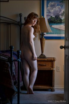 Liv by the bed by Gary-Melton