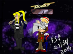 Doctor Wii 7th played by Silver by TimeLordParadox