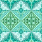 Shades of Turquoise by Shadoweddancer