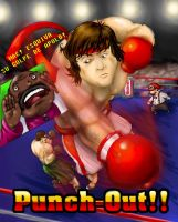 Punch Out - dream match by J-Perro