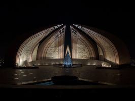 Pakistan Monument -II by InayatShah