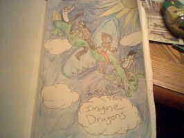 Imagine Dragons by GothicTaco198