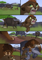 The Outcast Page 15 by TorazTheNomad