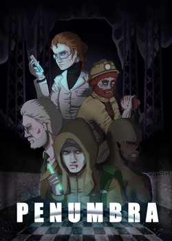 Penumbra. All together by Nifka22-02