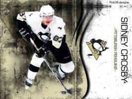 Sidney Crosby by Rob38