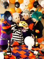 Pop'n Music - halloween ver by pullrt