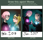 Draw This Again- Resonance by TheApatheticKat