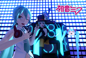 .:The 88-3 Miku's Club:. by segawa2580