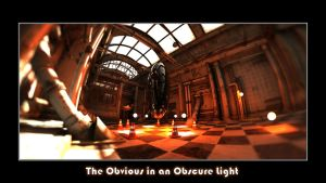 The Obvious in an Obscure light by davidbrinnen
