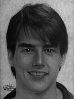 Tom Cruise by Dick216