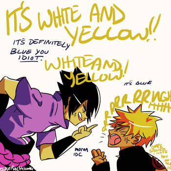 #thedress by Espurrfect