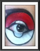 pokeball by InkIsMyPassion