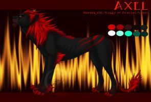 Axel - Pride XIII Design by soulspoison