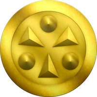 OOT Light Medallion by BLUEamnesiac