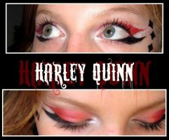 Harley Quinn Inspired by eleskimo