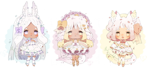 RARE +Eternal Bliss+ Charmyu Adopts auction CLOSED by Hacuubii