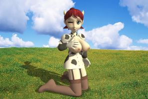 Moo Xylis for spuds by The-Bongmaster