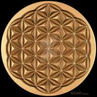 Flower of Life by anago-design