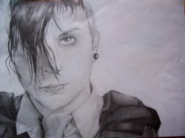 Frank Iero by Chemical-Hearts
