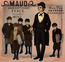 Maud - Five Points Version by Bailiwick