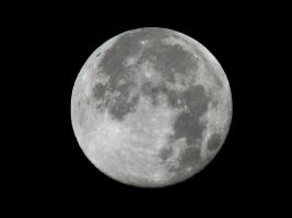Full moon at closest perigee by desmo100