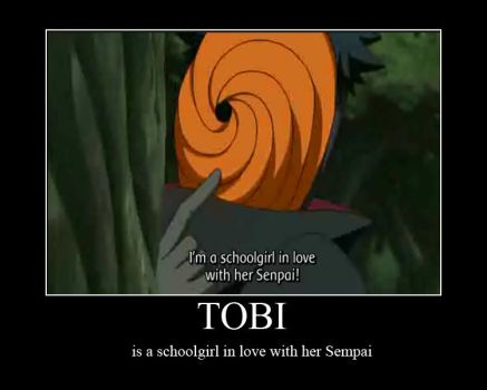 tobi is a funny boy by NotYourAverageBlonde