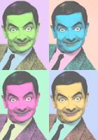 hm mr bean by summertimetea