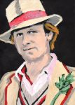 the Fifth Doctor by neilpalf